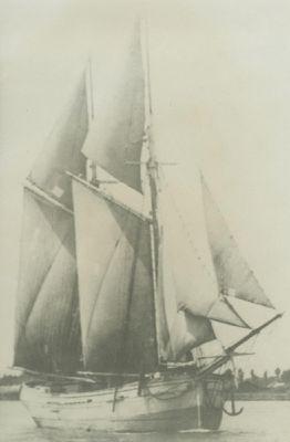 CATARACT (1874, Schooner)