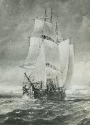 CHANDLER, ZACH (1867, Barkentine)