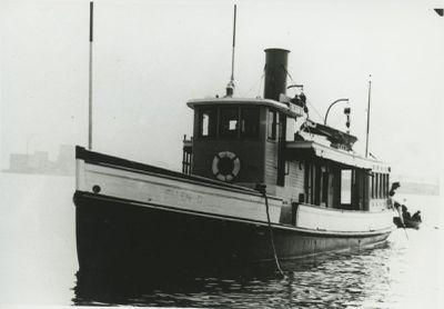CHEBOYGAN (1907, Tug (Towboat))