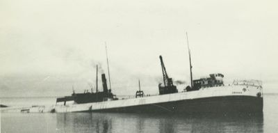 CHICAGO (1901, Package Freighter)