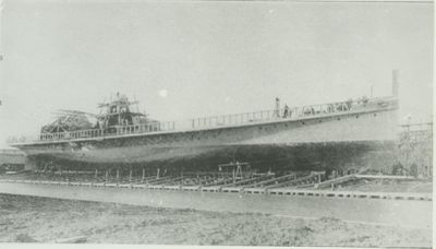CITY OF ALPENA (1893, Passenger Steamer)