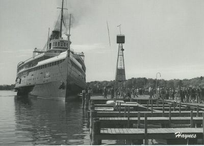 CITY OF DETROIT III (1912, Steamer)