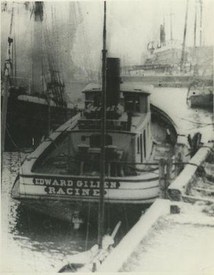 GILLEN, EDWARD (1891, Tug (Towboat))