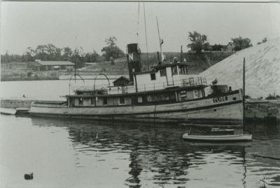 GLIDE (1866, Tug (Towboat))