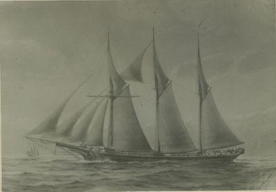 GOLDEN FLEECE (1862, Barkentine)