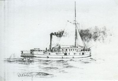 GOLIATH (1846, Propeller)