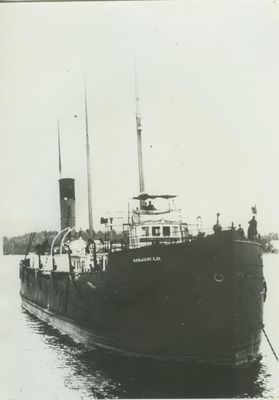 GOULD, GEORGE J. (1893, Package Freighter)