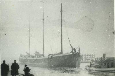GRANADA (1895, Schooner-barge)