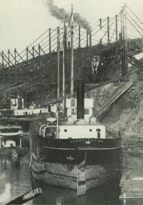 CONSTITUTION (1897, Barge)