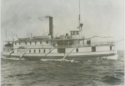 HERO (1878, Steamer)