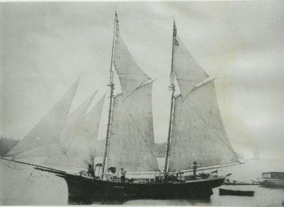 LETTIE MAY (1874, Schooner)