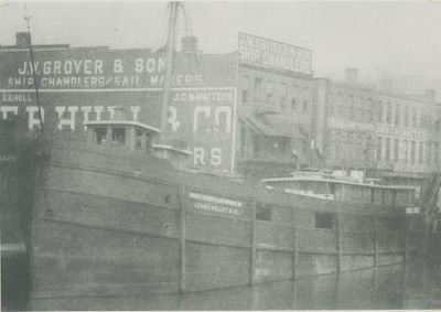 HODGE, SAMUEL F. (1881, Package Freighter)