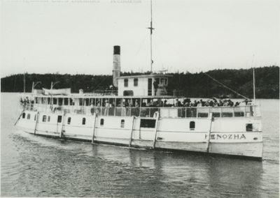 KENOZHA (1883, Propeller)