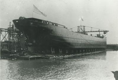 MORSE, SAMUEL F.B. (1898, Bulk Freighter)
