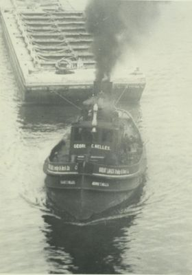 NELLES, GEORGE T. (1906, Tug (Towboat))
