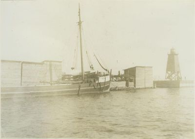 COMMODORE (1880, Schooner)
