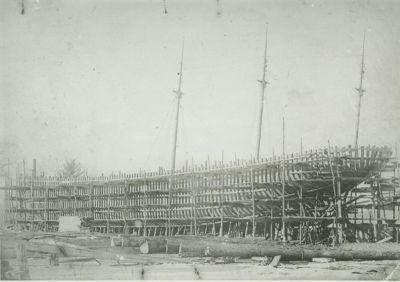 COMSTOCK, A.W. (1895, Schooner-barge)