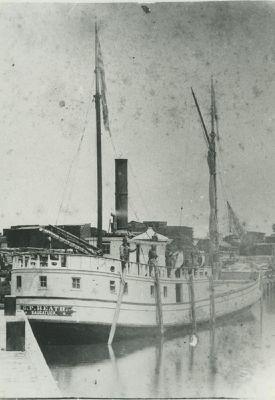 HEATH, G.P. (1872, Steambarge)
