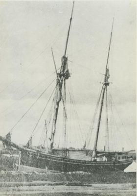 MARTIN, J.B. (1858, Schooner)