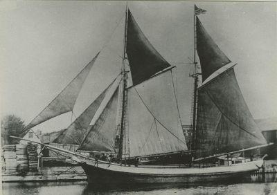 MARTIN, JESSIE (1881, Schooner)