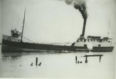 HOLLAND, ROBERT (1872, Steambarge)