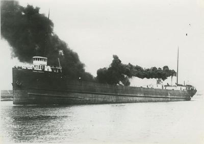 MURPHY, SIMON J. (1900, Bulk Freighter)
