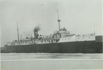 NEVADA (1915, Propeller)