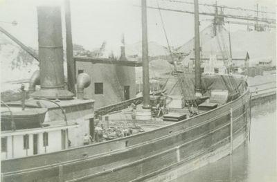 WETMORE, W. L. (1871, Bulk Freighter)