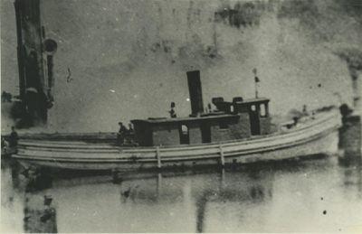MYRTLE (1875, Tug (Towboat))