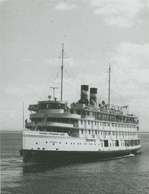 NARRAGANSETT (1913, Steamer)