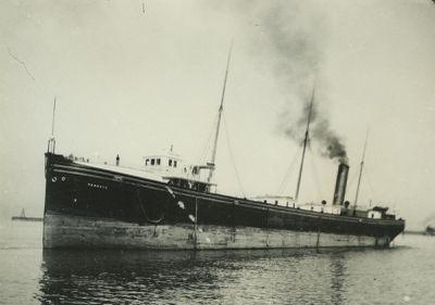 NESHOTO (1889, Bulk Freighter)
