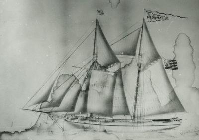 COOPER, GEORGE G. (1862, Schooner)