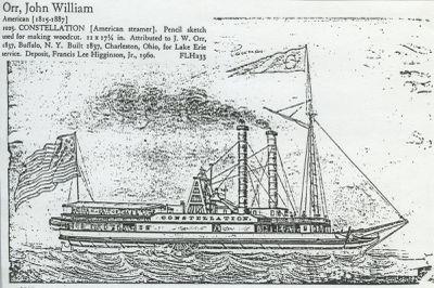 CONSTELLATION (1837, Steamer)