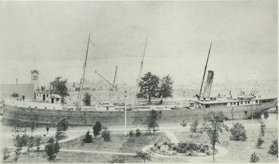 HESPER (1890, Bulk Freighter)