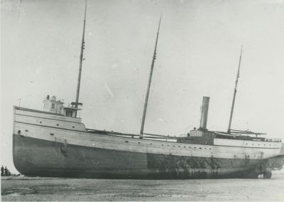 HILL, JOHN J. (1892, Bulk Freighter)