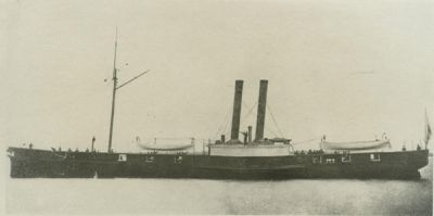COMMODORE PERRY (1864, Naval Vessel)