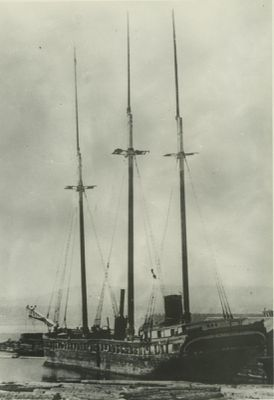 MORWOOD, RICHARD (1874, Schooner)