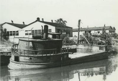 MULINIX BROTHERS (1909, Steambarge)