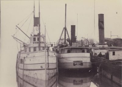 NEFF, M.C. (1888, Steambarge)