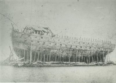 NEW ORLEANS, USS (1814, Other)