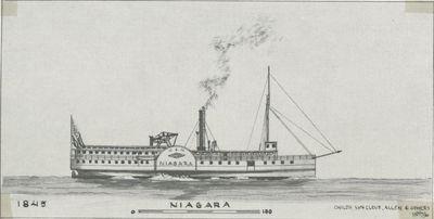 NIAGARA (1845, Steamer)