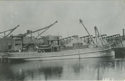 MCCORMICK (1887, Steambarge)