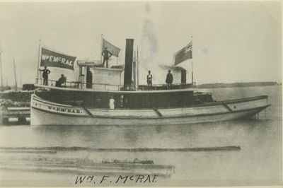 MCRAE, WILLIAM F. (1880, Tug (Towboat))