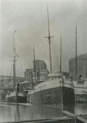 MECOSTA (1888, Bulk Freighter)