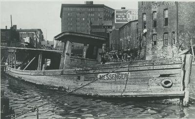 MESSENGER (1880, Tug (Towboat))