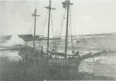 METZNER, LIZZIE (1888, Schooner)