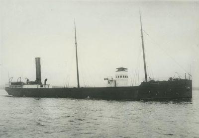 ALGONQUIN (1888, Bulk Freighter)