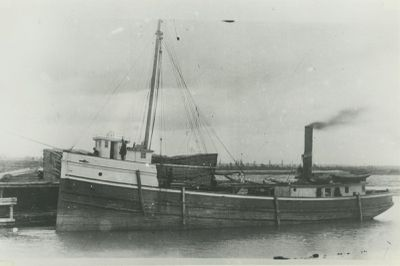 ALMENDINGER, J.M. (1883, Steambarge)