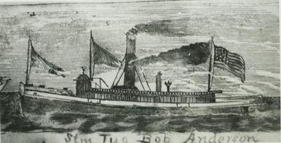 ANDERSON, BOB (1862, Tug (Towboat))
