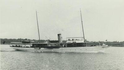 ANONA (1904, Yacht)